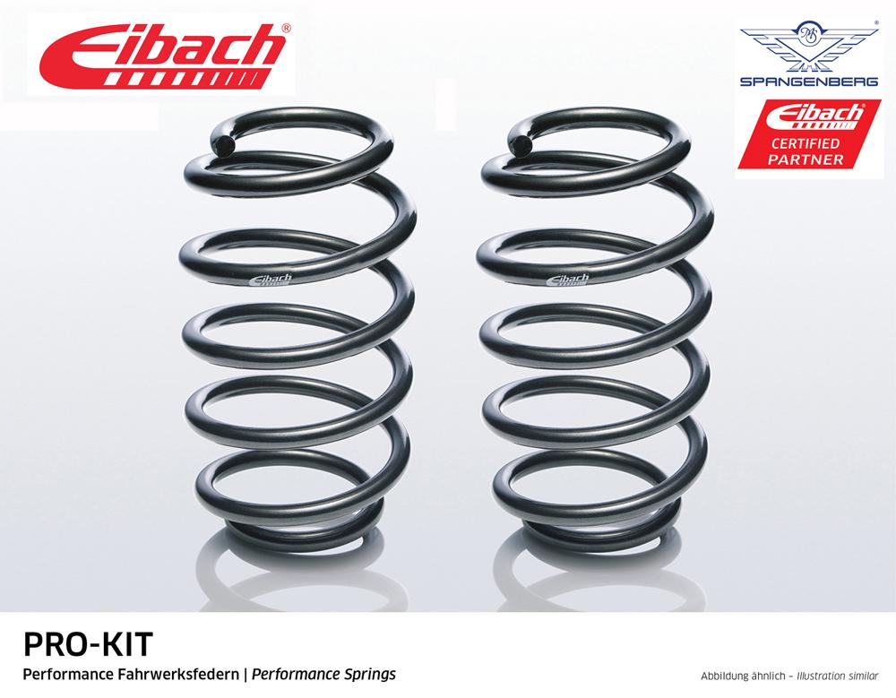 Eibach Pro-Kit Fahrwerksfedern Smart Cabrio 450 Bauj 2000-2004 E10-56-001-01-02