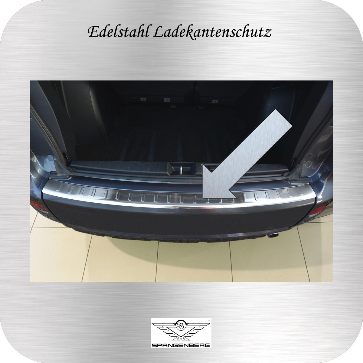 Ladekantenschutz Edelstahl Mitsubishi Outlander II 2006-2012 3235015