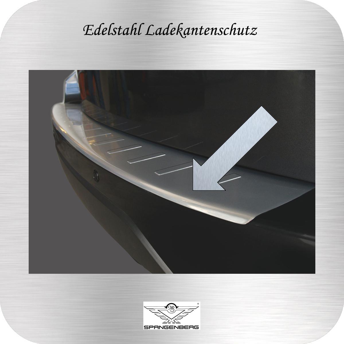 Ladekantenschutz Edelstahl Subaru Forester III SUV Kombi Typ SH 2008-13 3235036