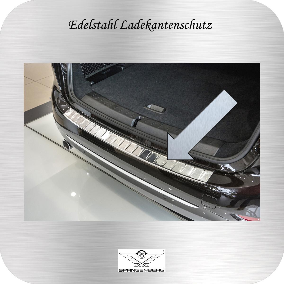 Ladekantenschutz Edelstahl BMW 2er Gran Tourer F46 Van 2 Series 2014- 3235087