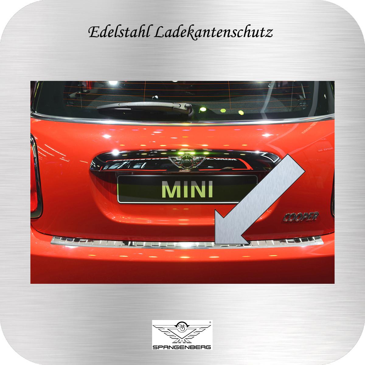 Ladekantenschutz Edelstahl MINI Cooper III F55 F56 2013- 3235134