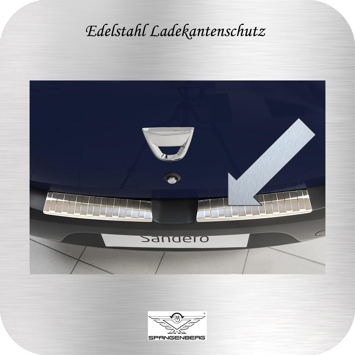 Ladekantenschutz Edelstahl Dacia Sandero II 2012- 3235143