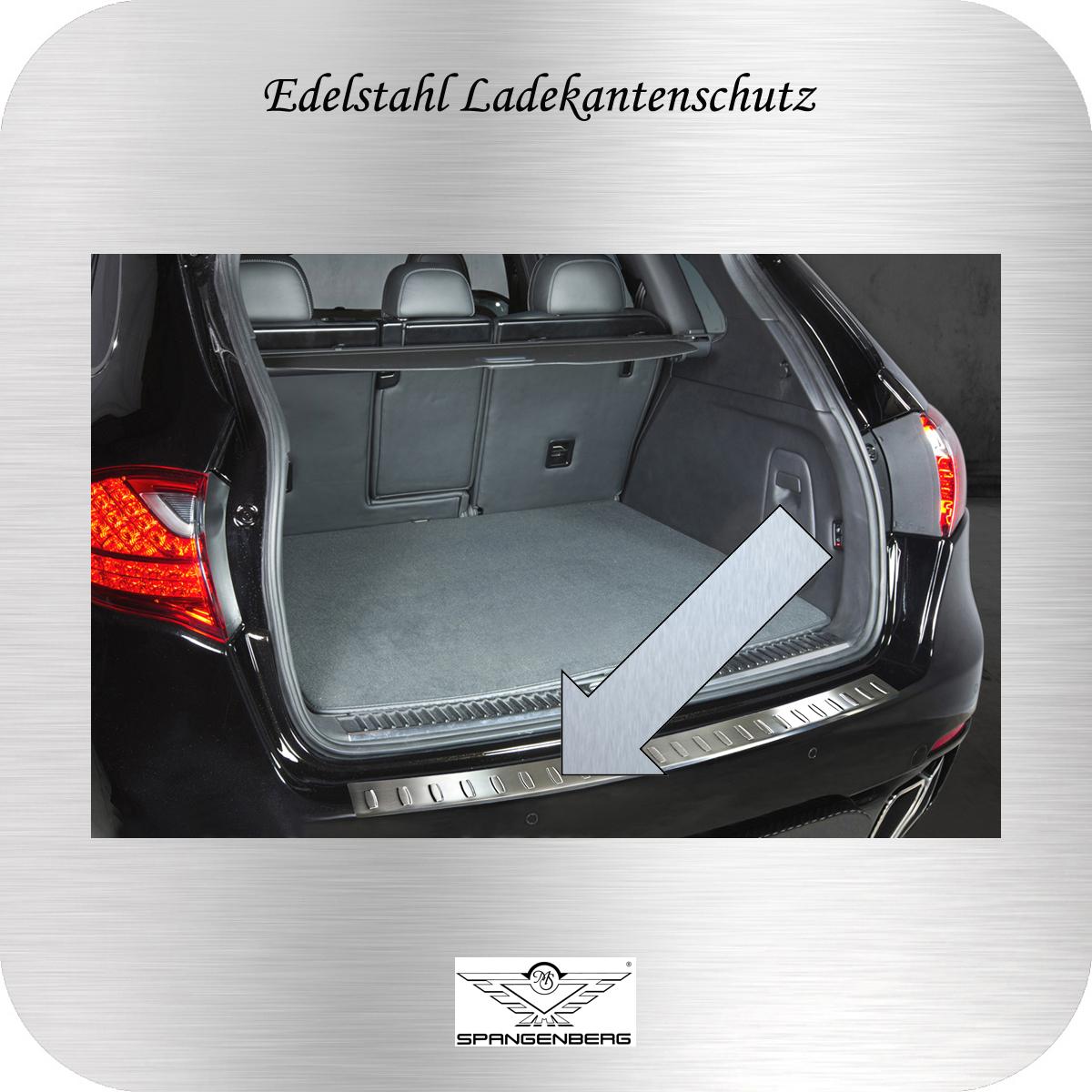 Ladekantenschutz Edelstahl für Porsche Cayenne I SUV 92A vor FL 2010-14 3235180