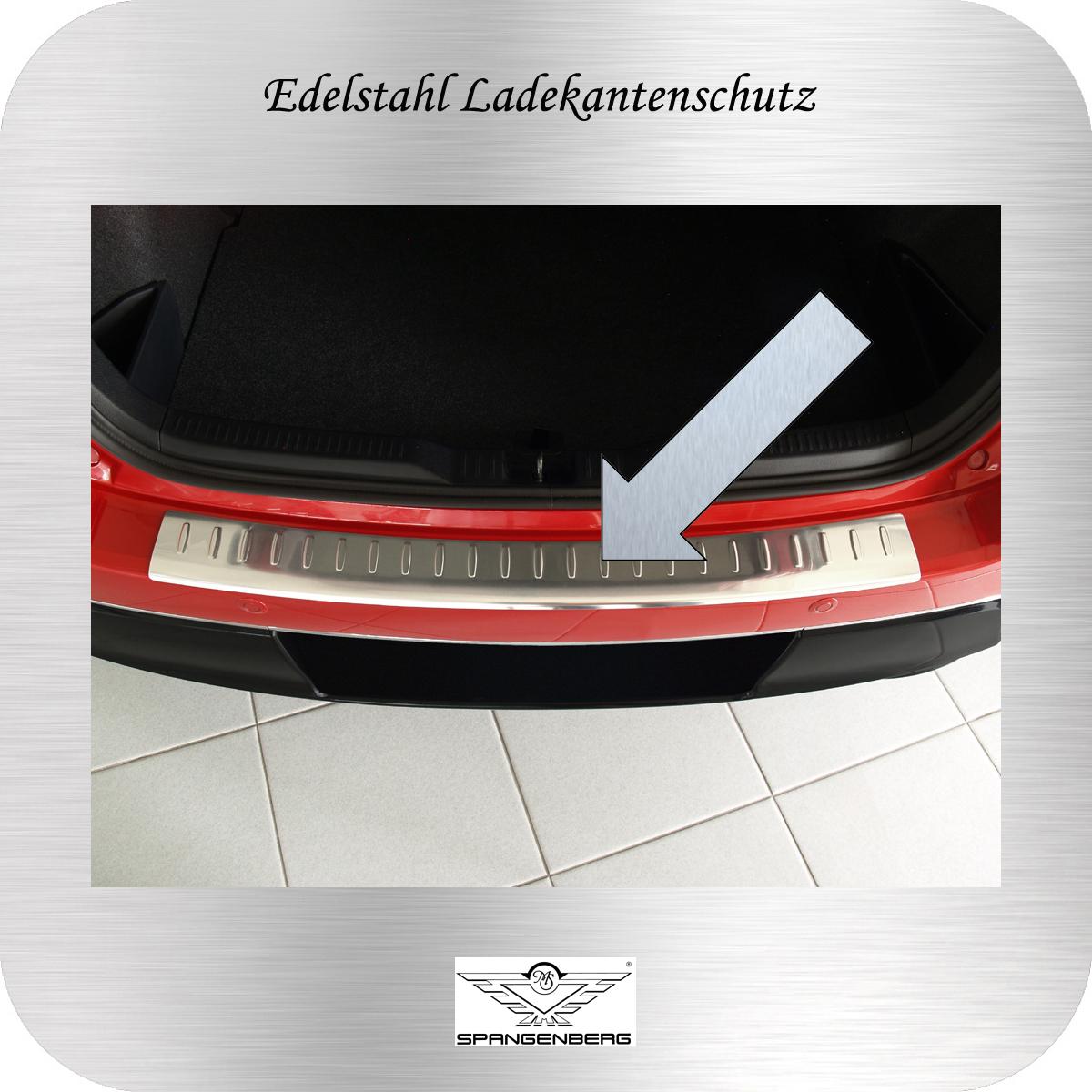 Ladekantenschutz Edelstahl Toyota Auris II Schrägheck vor FL 2012-2015 3235272