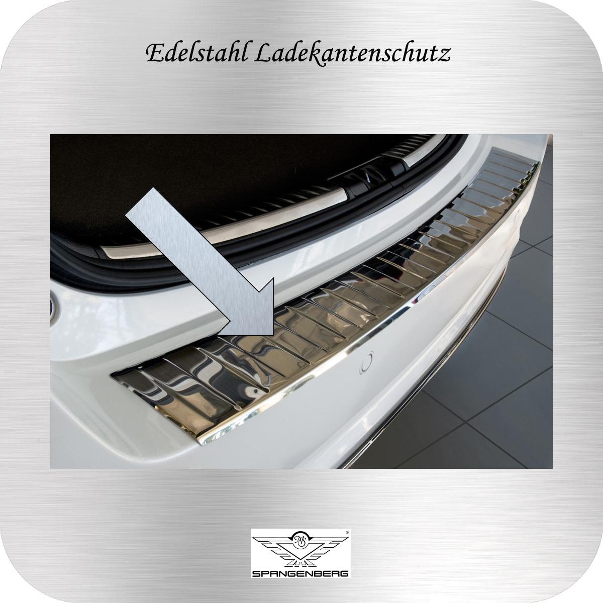 Ladekantenschutz Edelstahl Toyota Auris II Schrägheck ab FL 2015- 3235275
