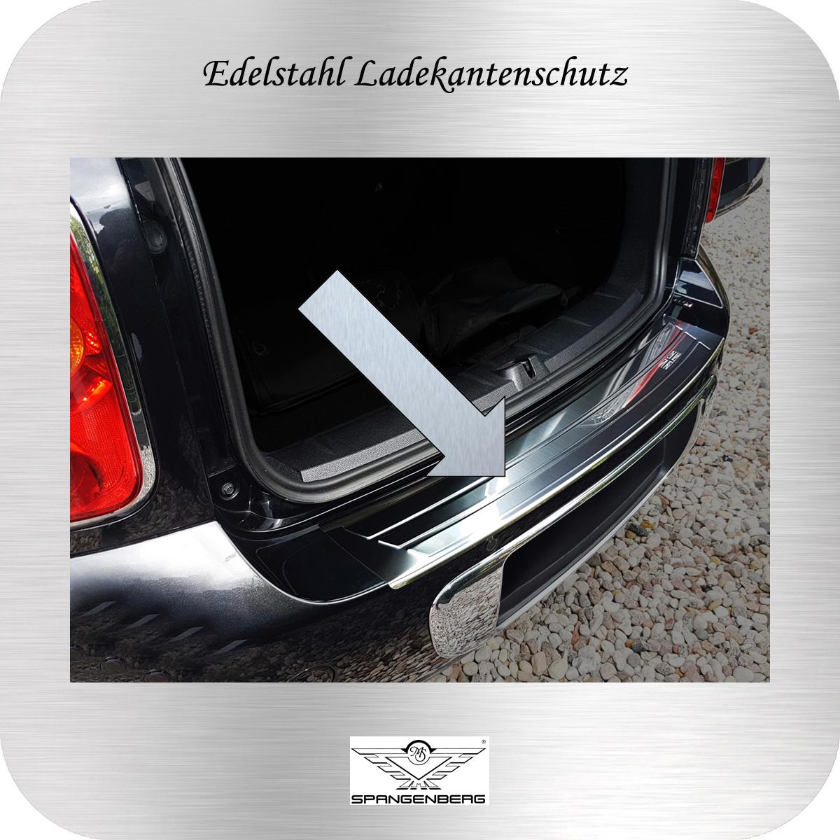 Ladekantenschutz Edelstahl MINI Countryman R60 2010-2016 3235443