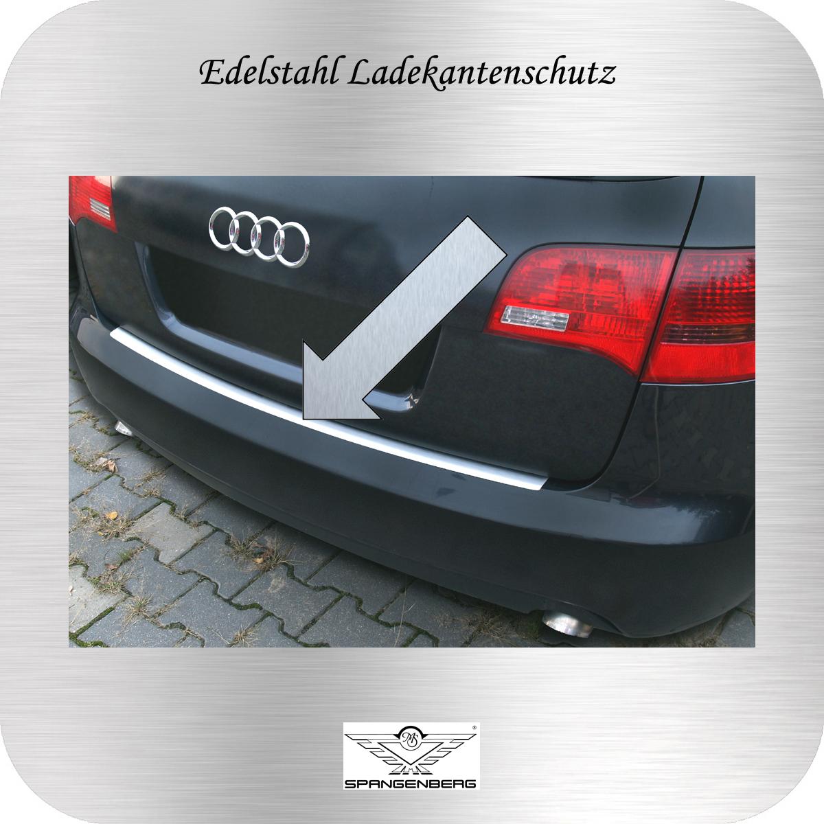 Ladekantenschutz Edelstahl Audi A6 Avant 4F5 C6 Kombi 2005-11 3235496
