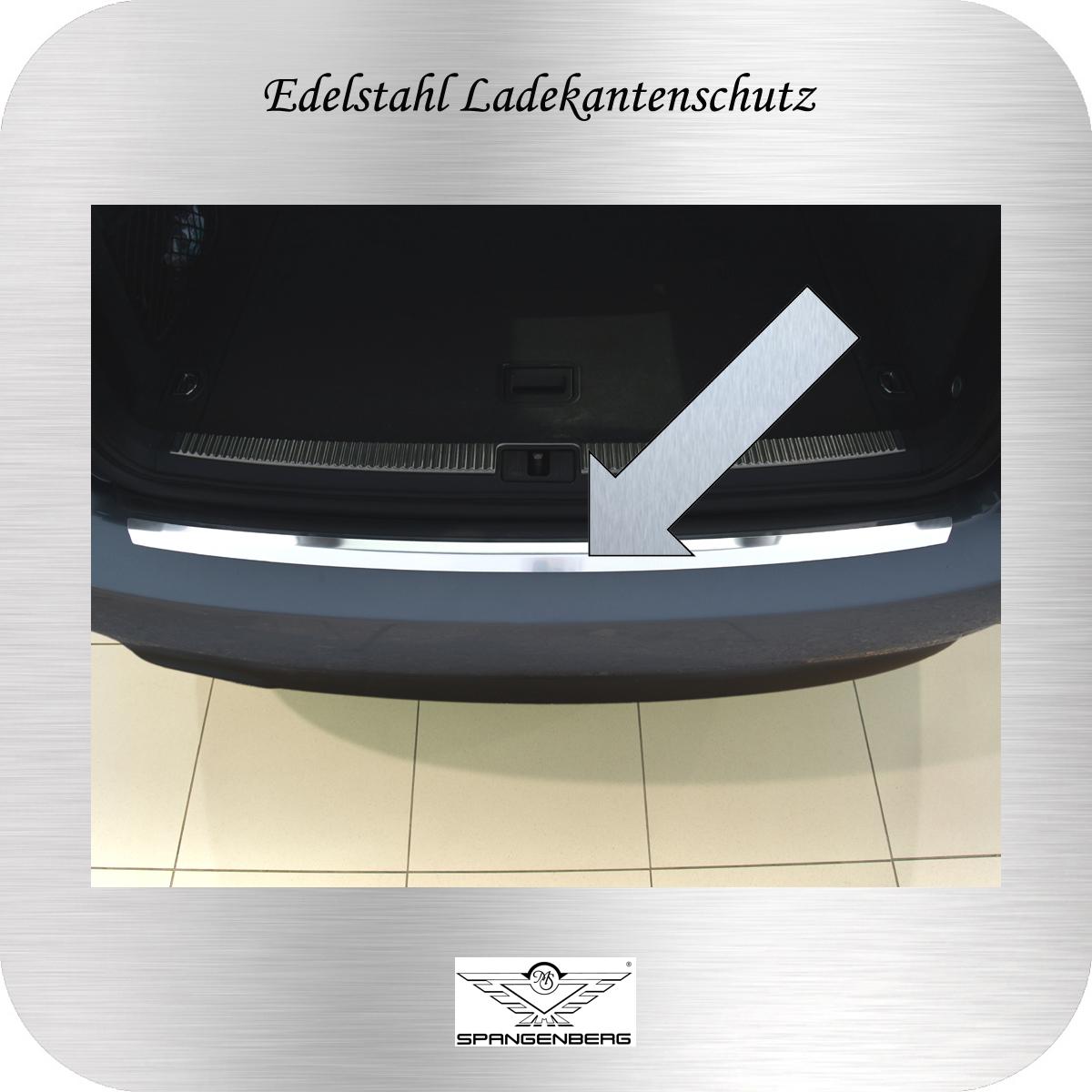 Ladekantenschutz Edelstahl Audi A4 Avant 8ED B7 Kombi 2004-08 3235505