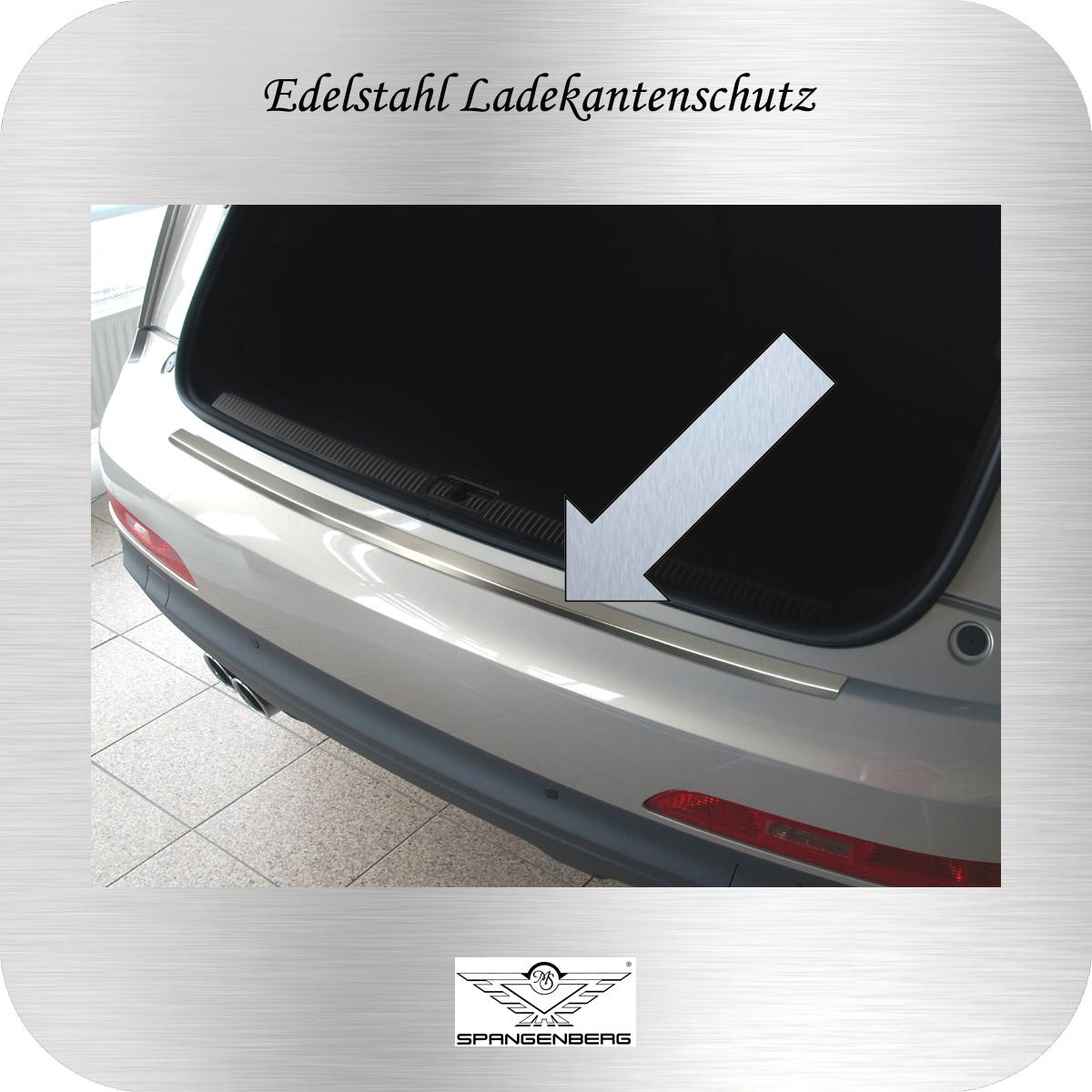 Ladekantenschutz Edelstahl Audi Q3 SUV Typ 8U Kombi 2011-18 3235506