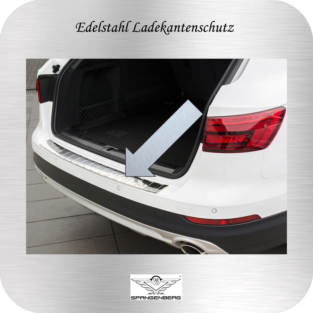 Ladekantenschutz Edelstahl Audi A4 Allroad 8WH B9 Kombi ab 2016- 3235507