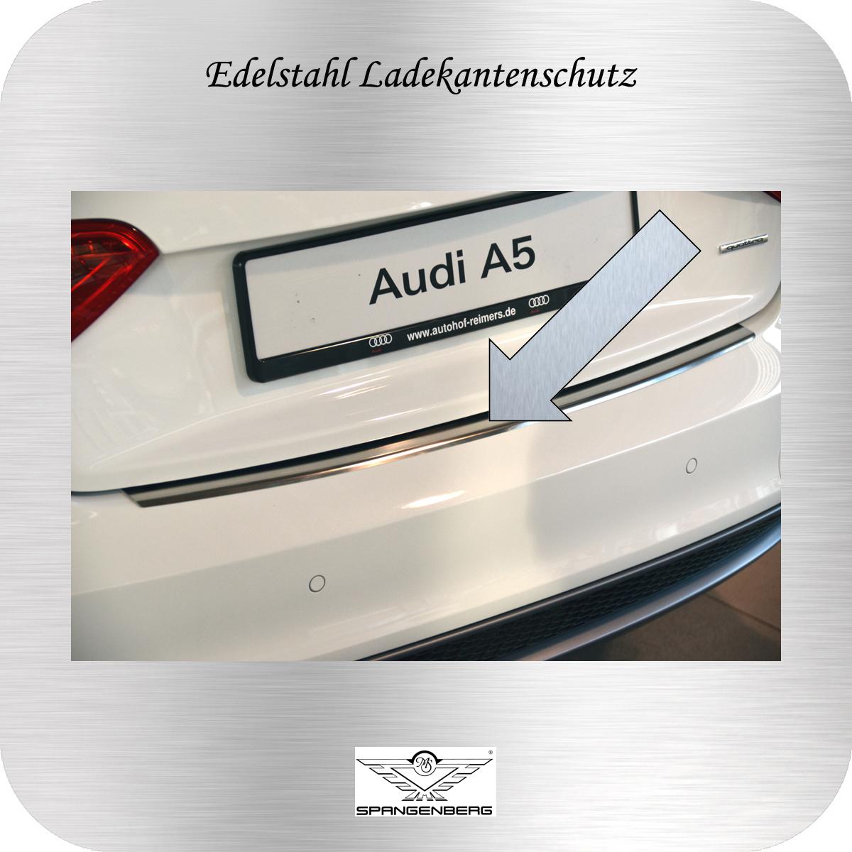 Ladekantenschutz Edelstahl Audi A5 Sportback 8TA Bj 2009-2018 3235508