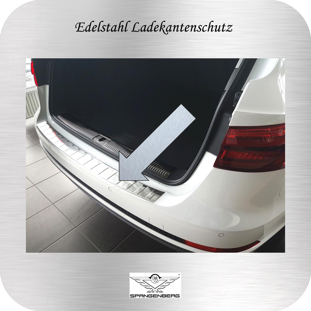 Ladekantenschutz Edelstahl Audi A4 Avant 8W5 B9 Kombi ab 2015- 3235509