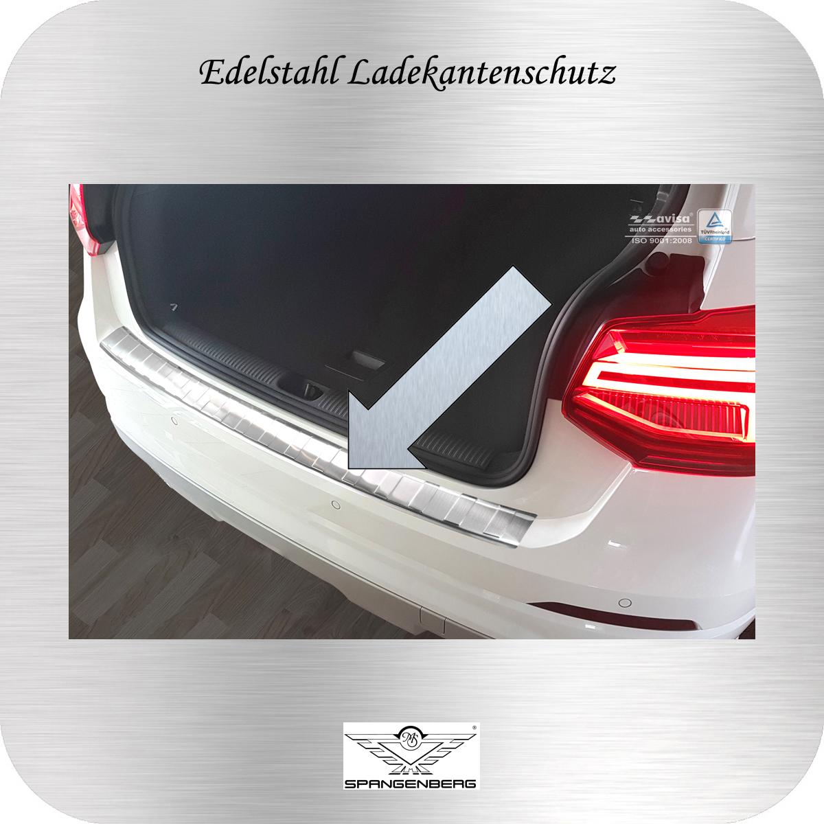 Ladekantenschutz Edelstahl Audi Q2 SUV Typ GA Kombi ab 2016- 3235513