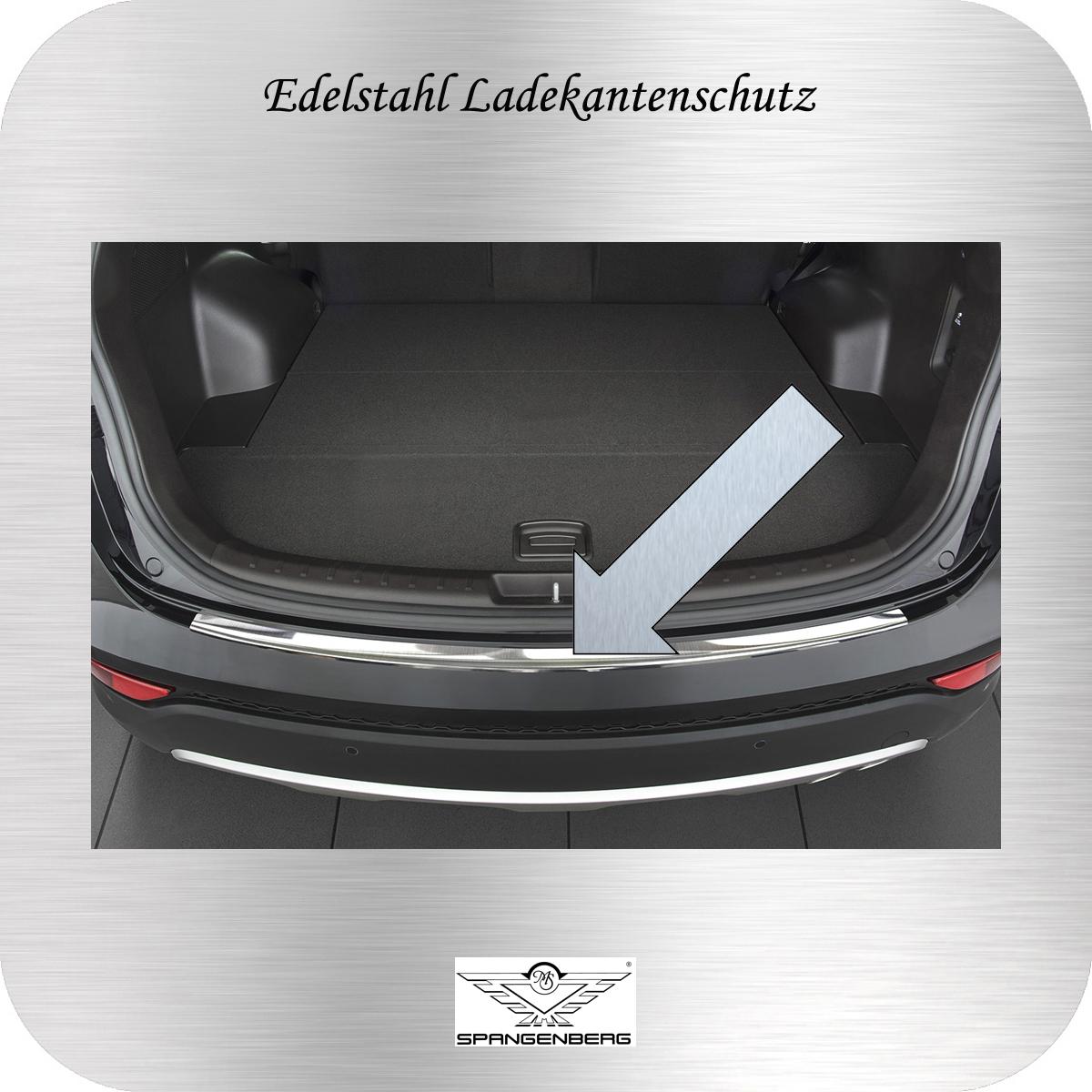 370001106 Generation Baujahre 03.2006-2011 F11 Spangenberg Seitenschutzleisten schwarz f/ür Hyundai Santa Fe II SUV 2