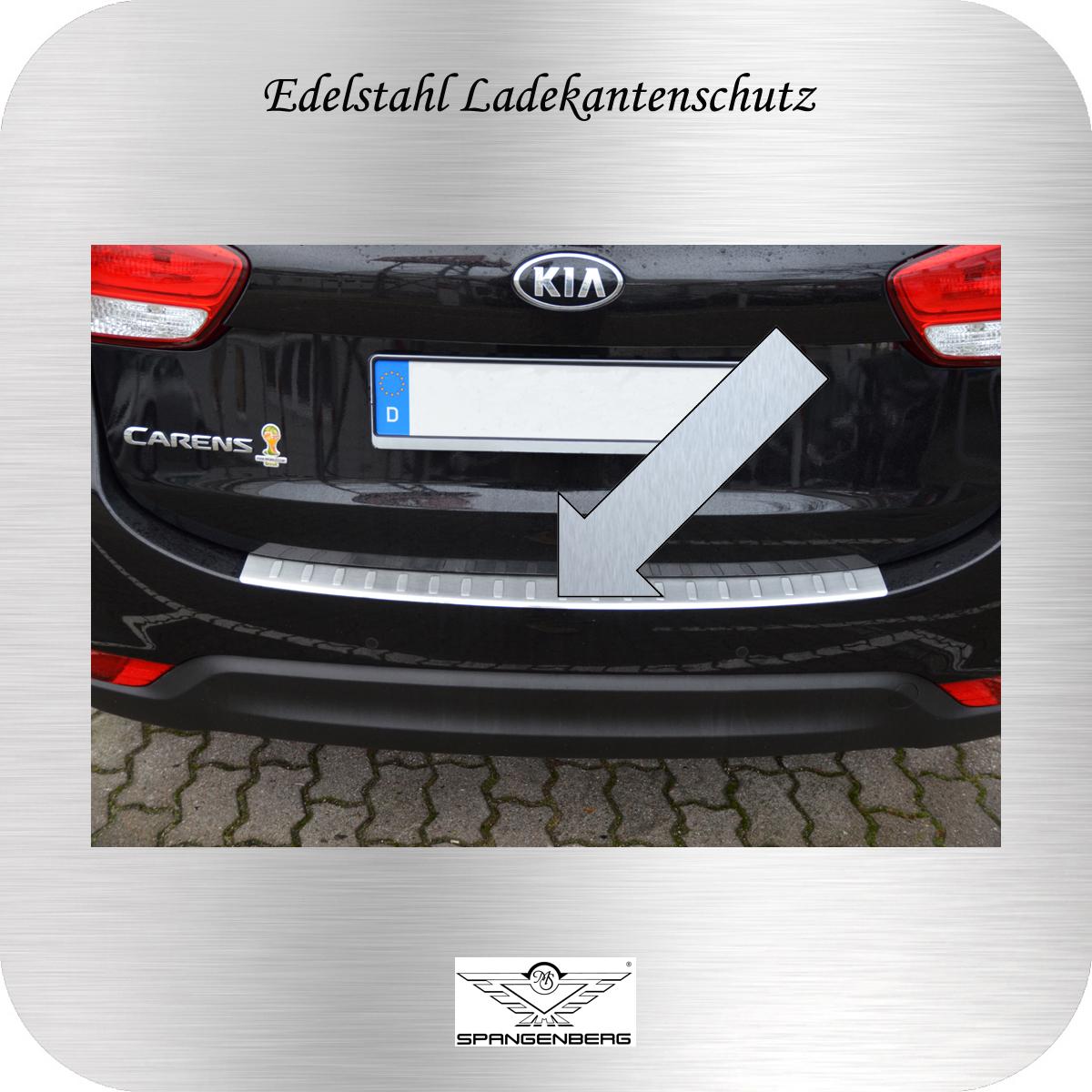 Ladekantenschutz Edelstahl Kia Carens IV Van Kombi 2013- 3235648