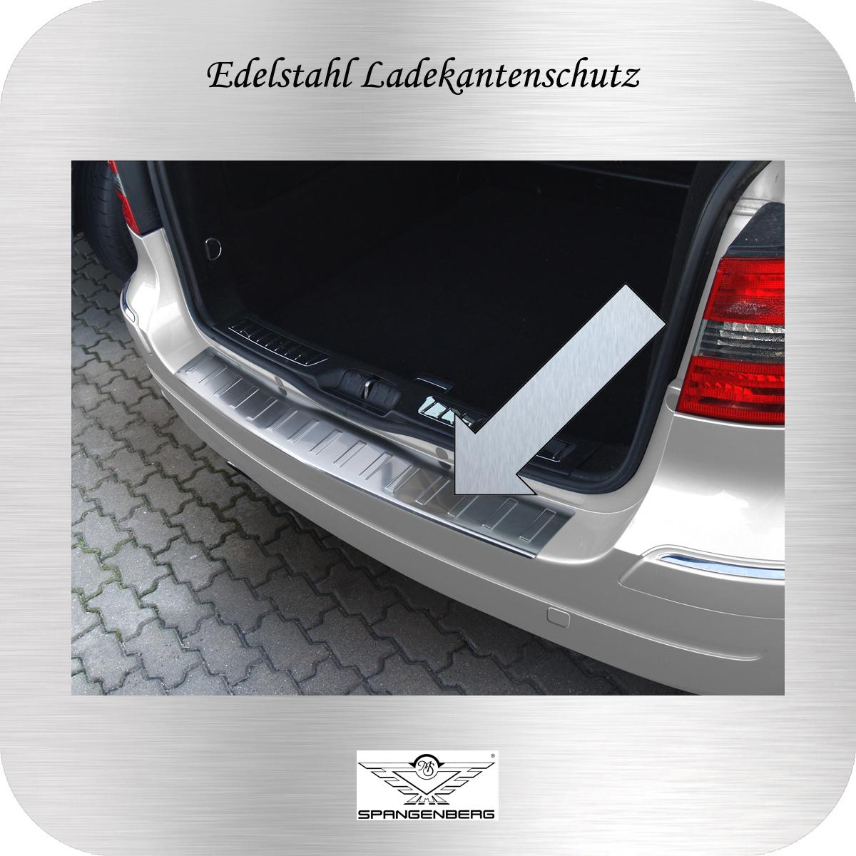 Ladekantenschutz Edelstahl Mercedes B-Klasse W245 Kombi vor FL 2005-08 3235662