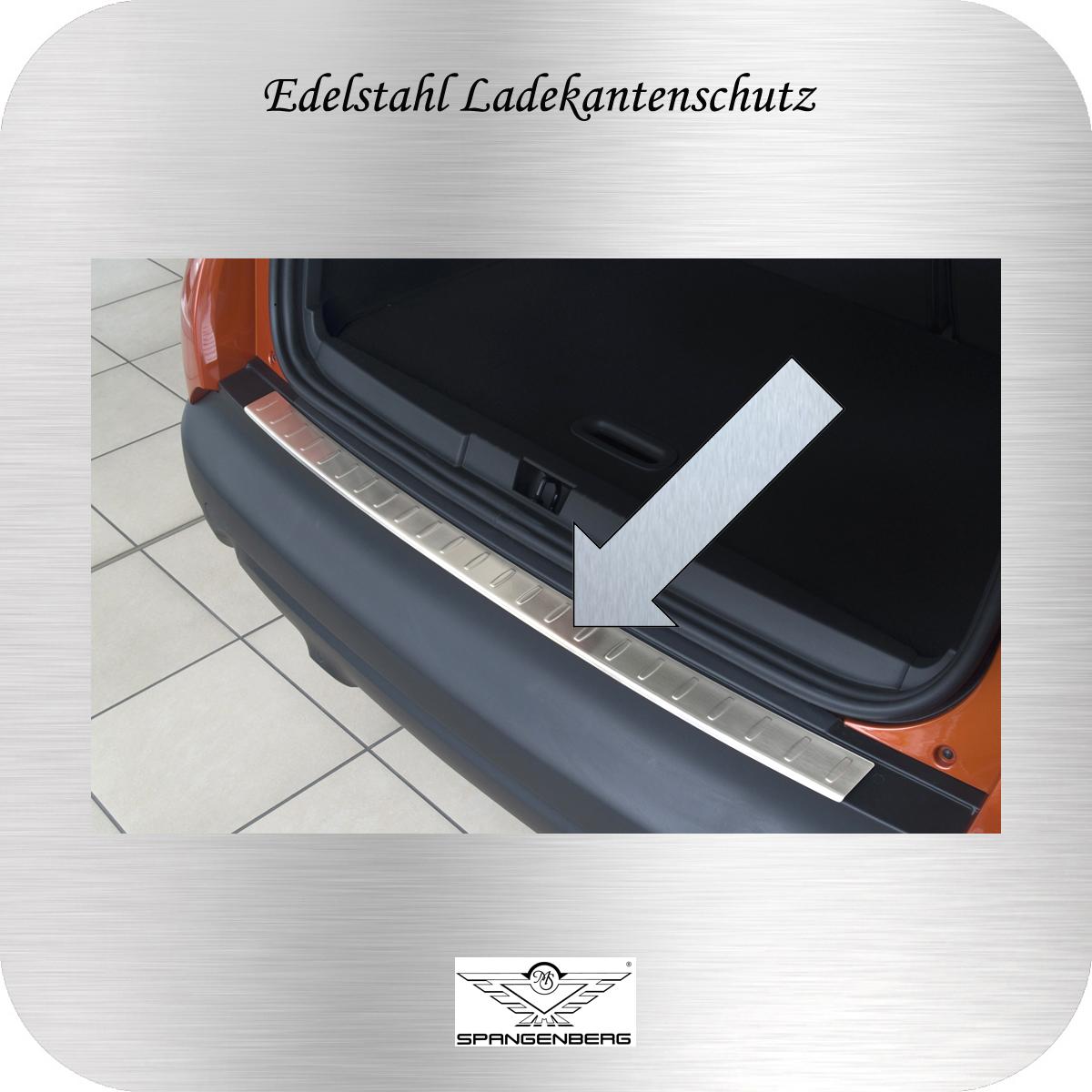 Ladekantenschutz Edelstahl Renault Captur Minisuv 2013- 3235709