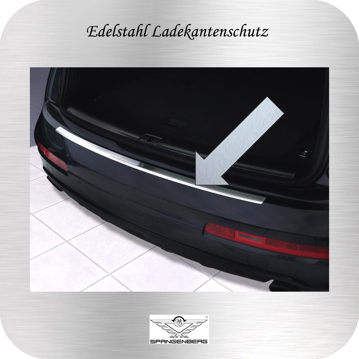 Ladekantenschutz Edelstahl Audi Q7 I SUV Typ 4L Kombi 2006-2015 3235730