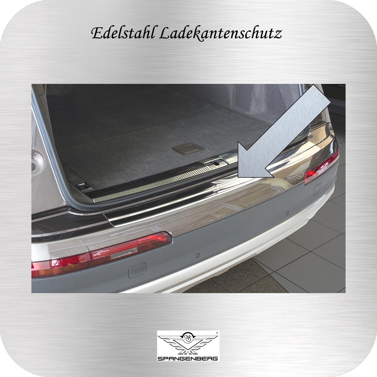 Ladekantenschutz Edelstahl Audi Q7 II SUV Typ 4M Kombi ab 2015- 3235733