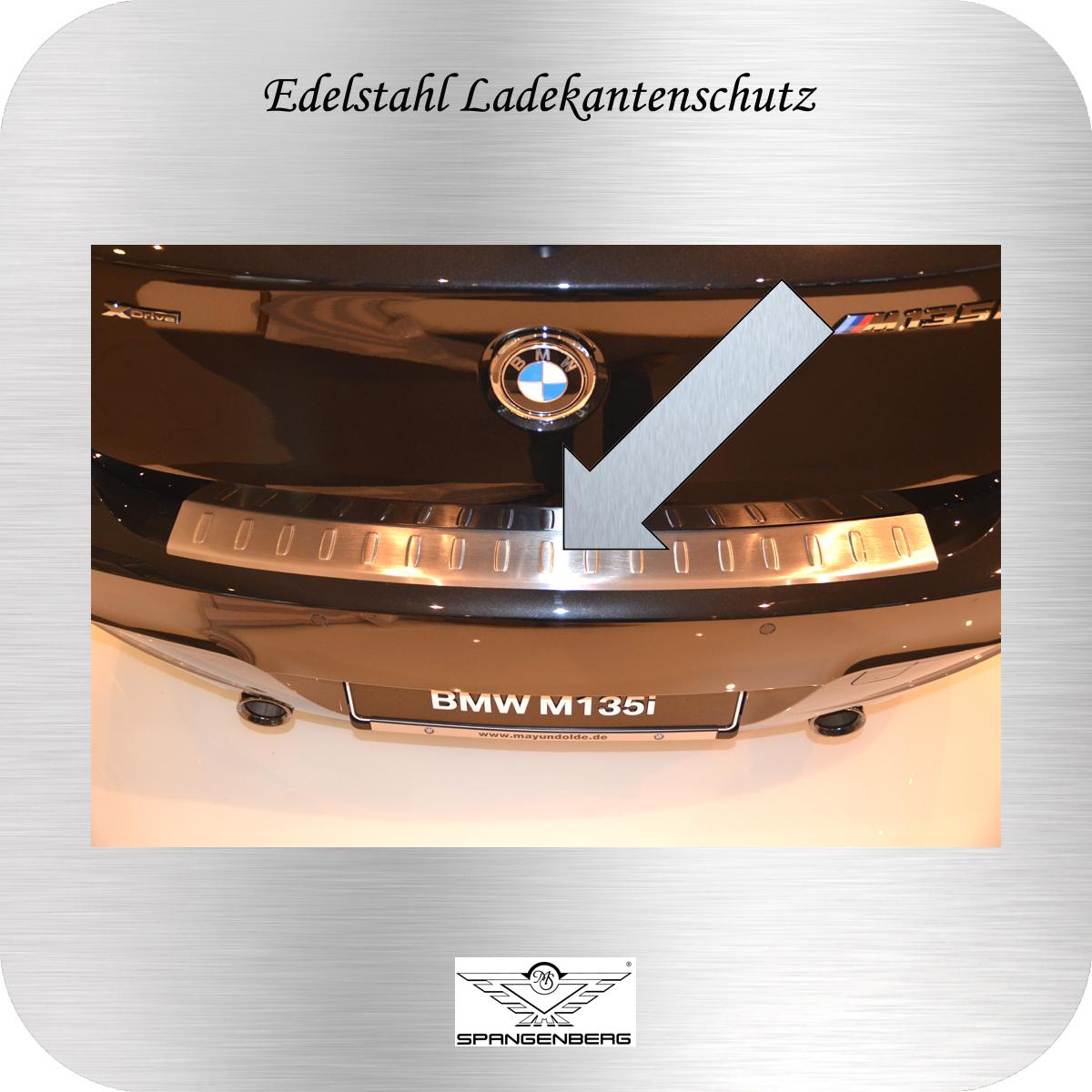Ladekantenschutz Edelstahl BMW 1er F20 5-Türer 2010- 3235741
