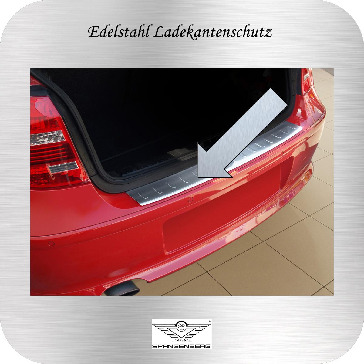 Ladekantenschutz Edelstahl BMW 1er E81 3-Türer und E87 5-Türer 2004-11 3235742