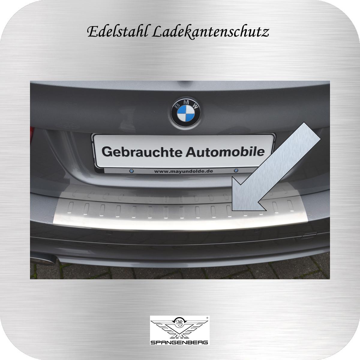 Ladekantenschutz Edelstahl BMW 3er Touring E91 Kombi 2005-2012 3235745