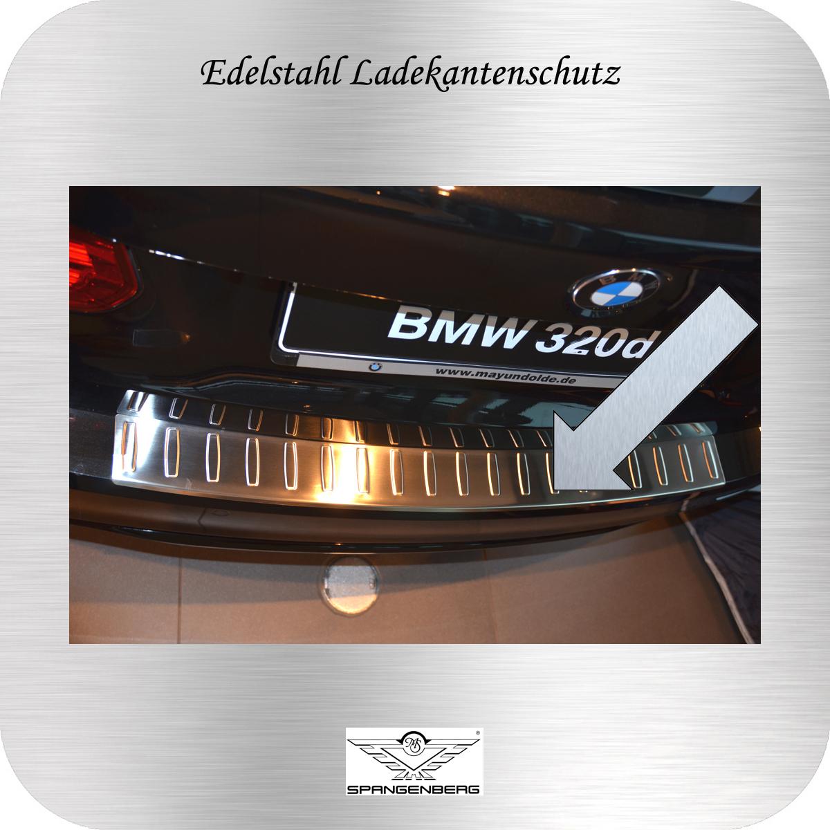 Ladekantenschutz Edelstahl BMW 3er Touring F31 Kombi 2012- 3235746