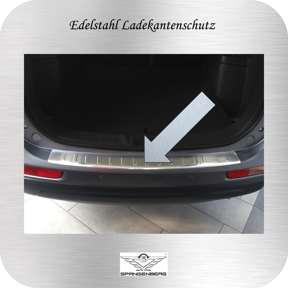 Ladekantenschutz Edelstahl Mitsubishi Outlander III vor FL 2012-2015 3235760