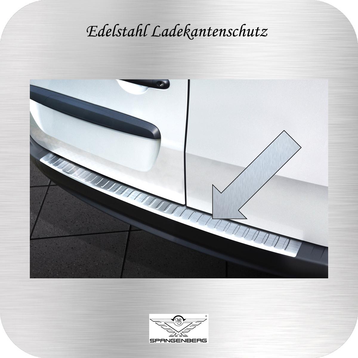 Ladekantenschutz Edelstahl Mercedes Citan 2012- 3235825