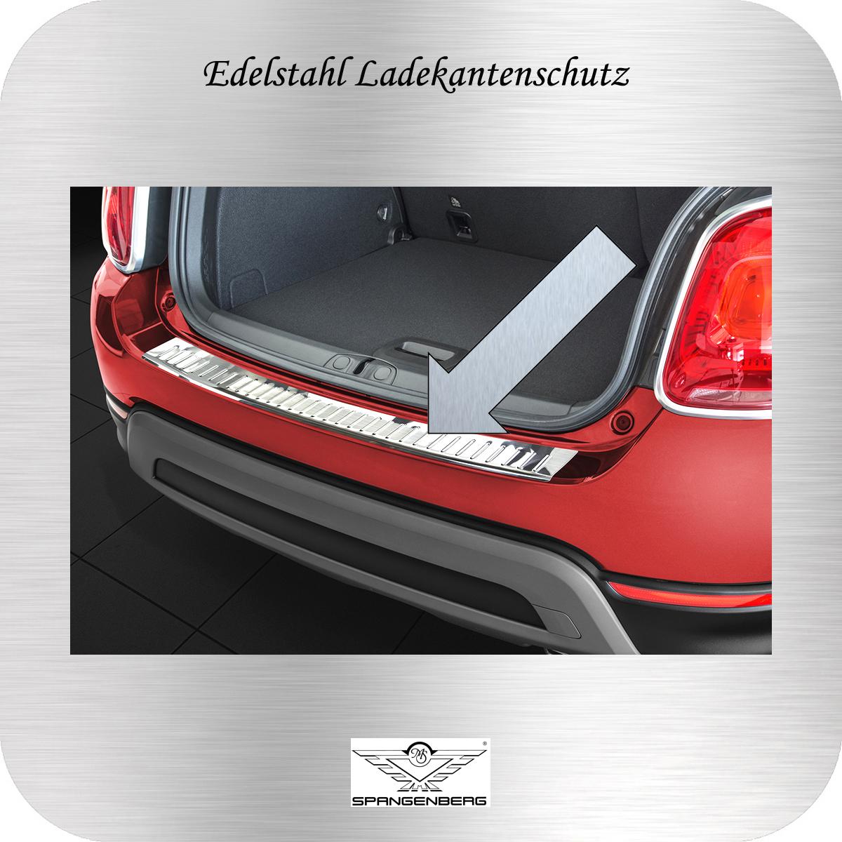Ladekantenschutz Edelstahl Fiat 500X Mini SUV 2014- 3235900
