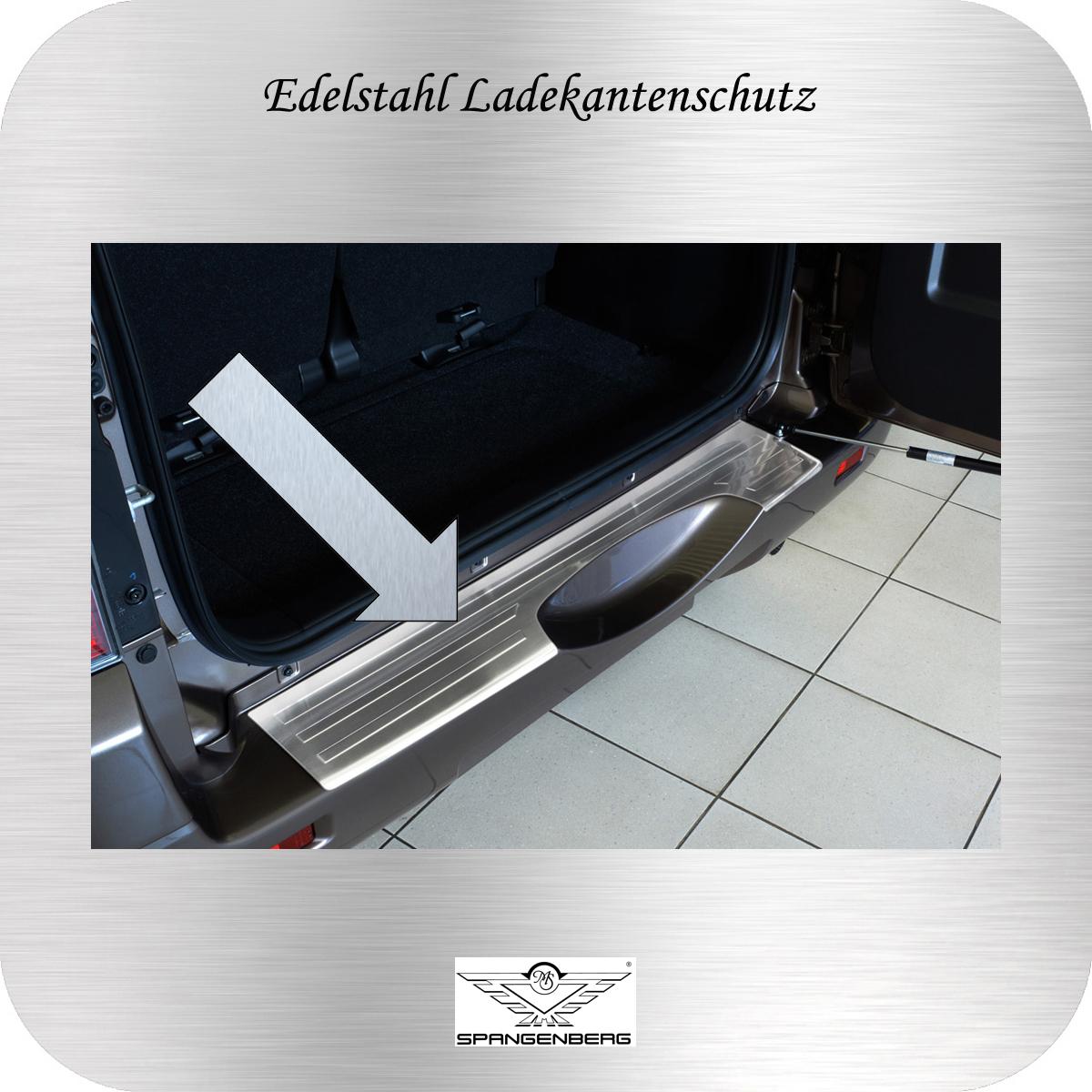Ladekantenschutz Edelstahl Suzuki Grand Vitara II Radhalter hinten 2005- 3235963