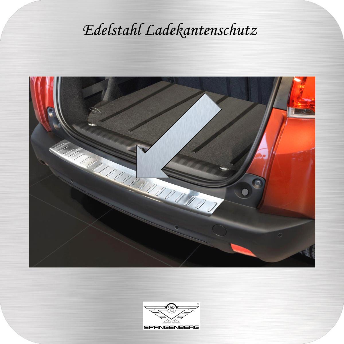 Ladekantenschutz Edelstahl Peugeot 2008 Crossover SUV Kombi 2013- 3235993