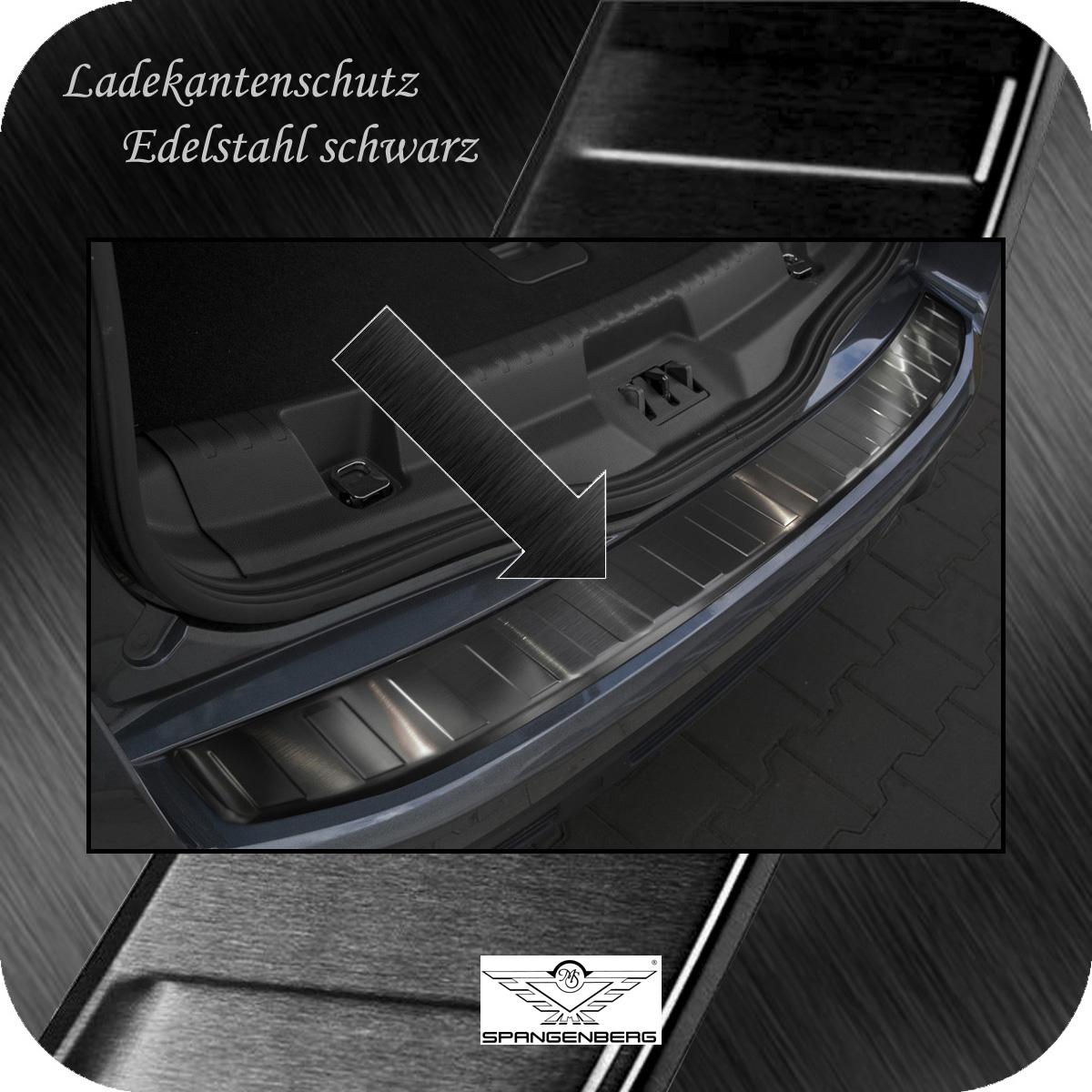 Ladekantenschutz Edelstahl schwarz graphit Ford S-MAX II Kombi ab 2015- 3245032
