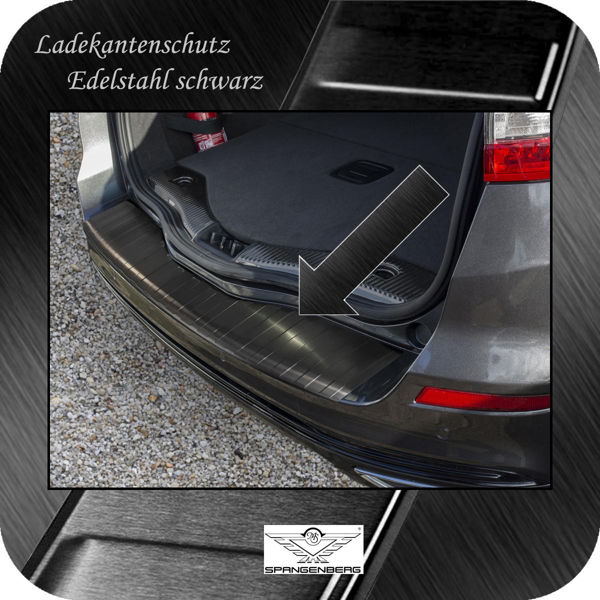 Ladekantenschutz Edelstahl schwarz graphit Ford Mondeo V Turnier 9.2014- 3245045