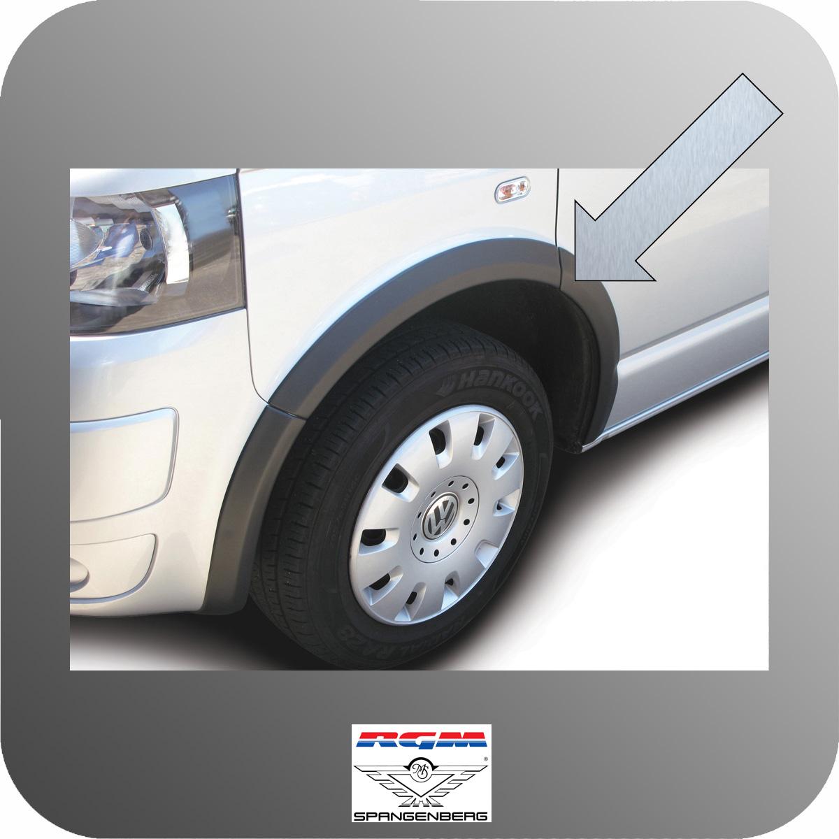 Radlaufabdeckung für VW T6.1 kurz Schiebetür rechts & Heckklappe 11.19- 7420652