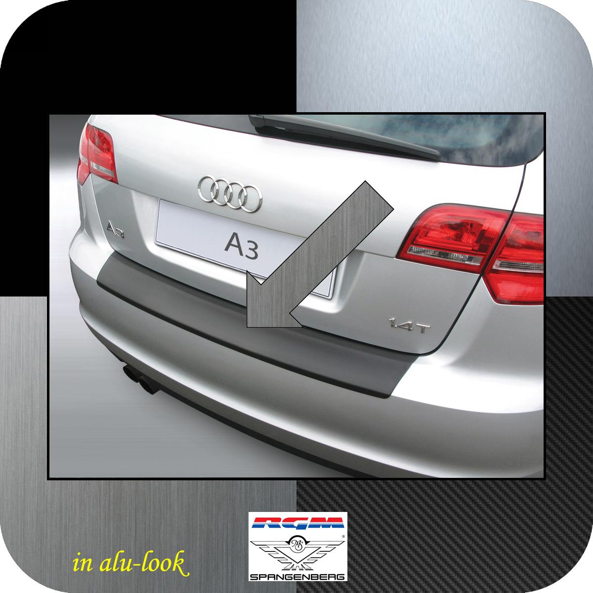 Ladekantenschutz Alu-Look Audi A3 Sportback auch S3 ab Mopf 2008-13 3504362