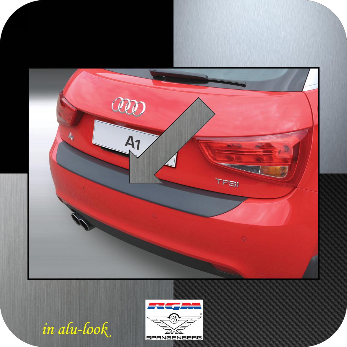 Ladekantenschutz Alu-Look Audi A1 auch Sportback vor facelift 2010-14 3504513