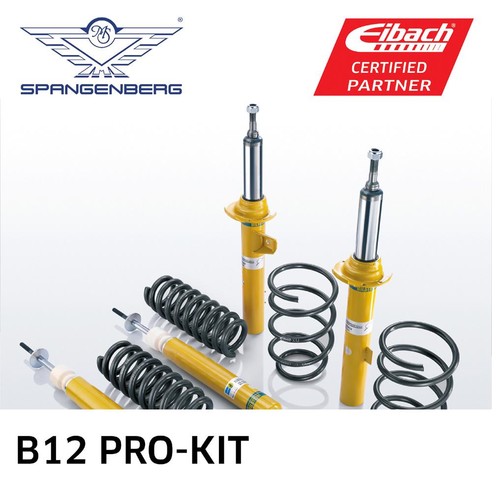 E2010-140 325i Eibach pro kit lowering springs pour bmw 3 cabriolet 320i E30