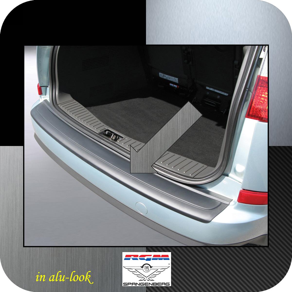 Ladekantenschutz Alu-Look Ford C-MAX I Van Kombi ab facelift 2007-10 3504175