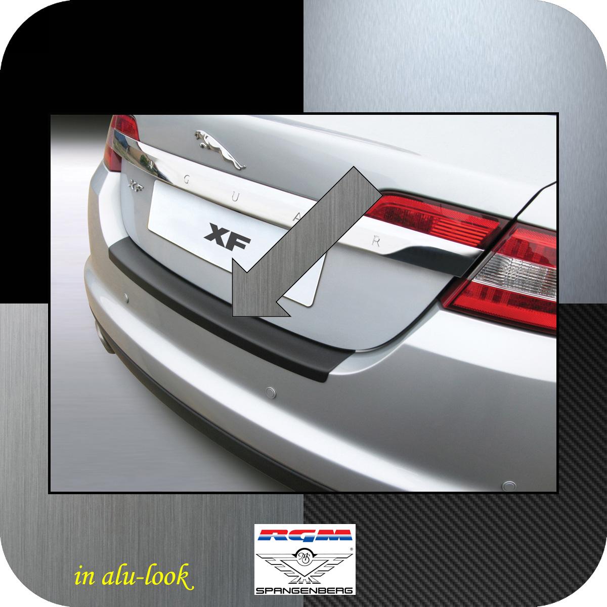 Ladekantenschutz Alu-Look Jaguar XF I X250 Limousine Baujahre 2008-15 3504392