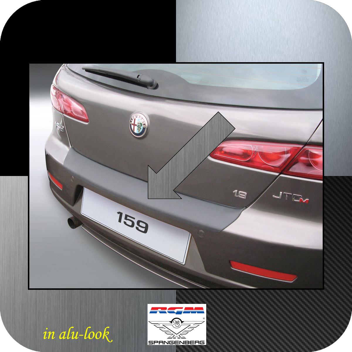 Ladekantenschutz Alu-Look Alfa Romeo 159 Sportwagon Kombi 2006-2011 3504499