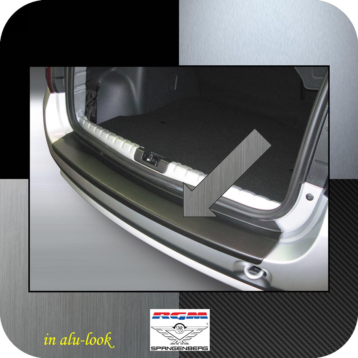 Ladekantenschutz Alu-Look Dacia Duster I SUV 1.Gen 5-Türer 2010-18 3504544