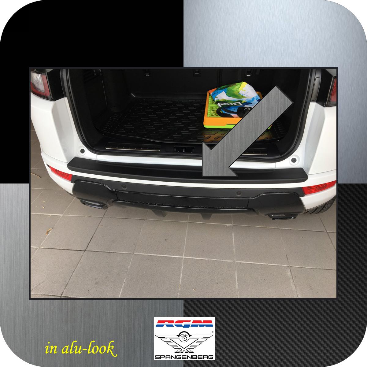Ladekantenschutz Alu-Look Land Rover Range Rover Evoque 5-Türer 2011- 3504565