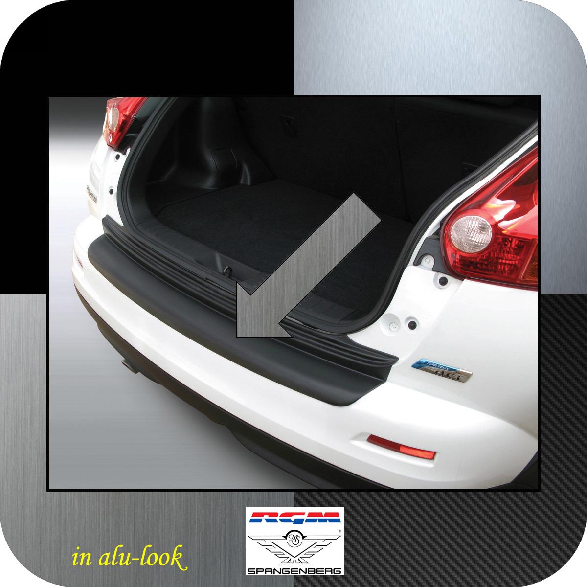 Ladekantenschutz Alu-Look Nissan Juke SUV Kombi vor facelift 2010-14 3504581