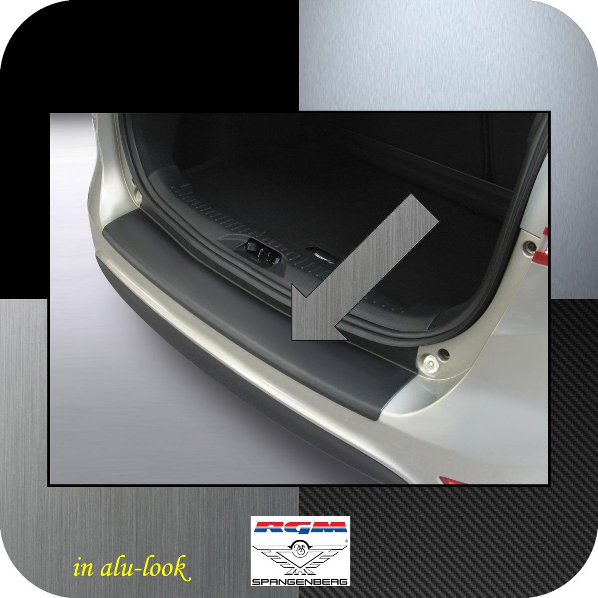 Ladekantenschutz Alu-Look Ford B-MAX Van Kombi Baujahre 2012-2017 3504584