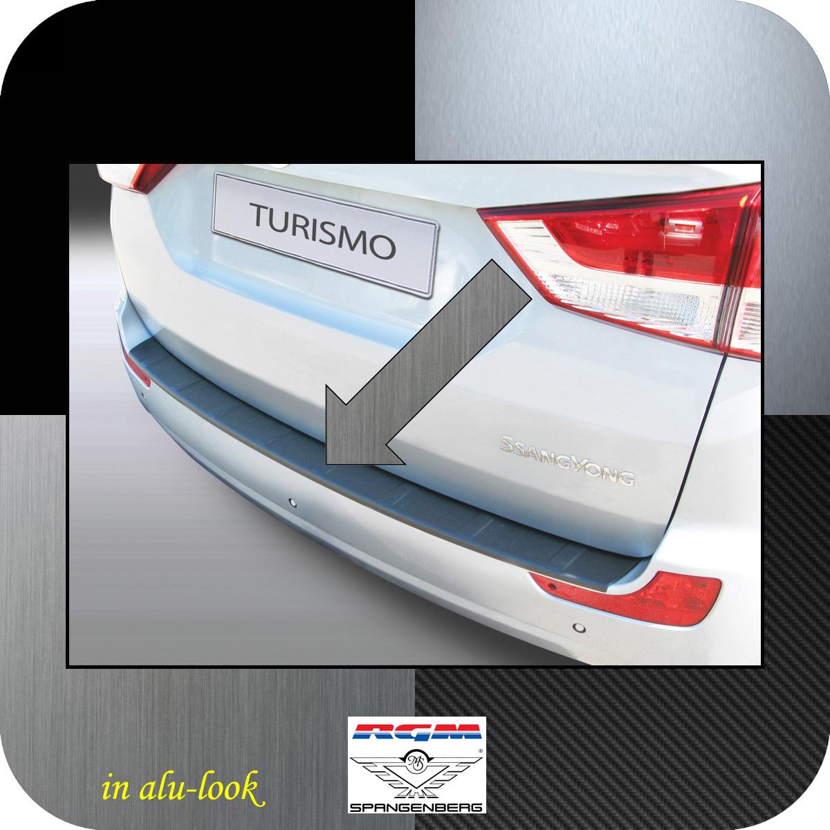 Ladekantenschutz Alu-Look SsangYong Rodius II Turismo Van ab 2013- 3504615