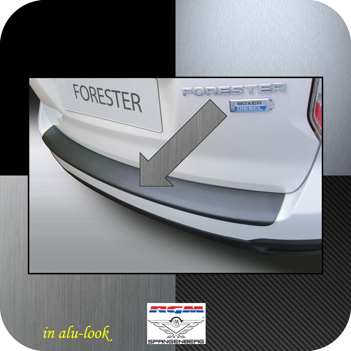 Ladekantenschutz Alu-Look Subaru Forester SUV ab facelift 03.2016- 3504650