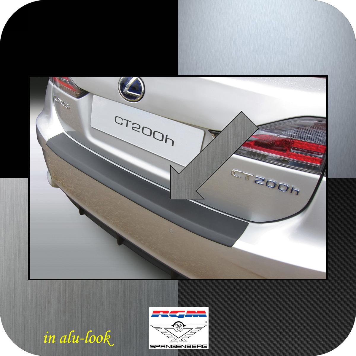 Ladekantenschutz Alu-Look Lexus CT 200h 5-Türer ab facelift 2014- 3504728