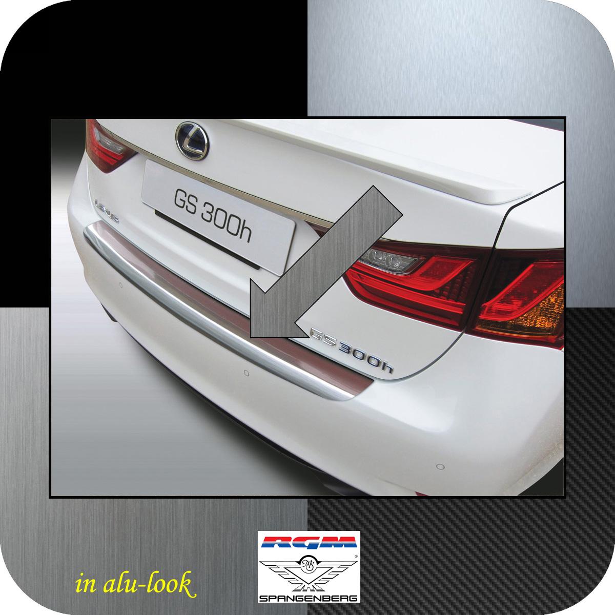 Ladekantenschutz Alu-Look Lexus GS IV Limousine ab Baujahr 2012- 3504730