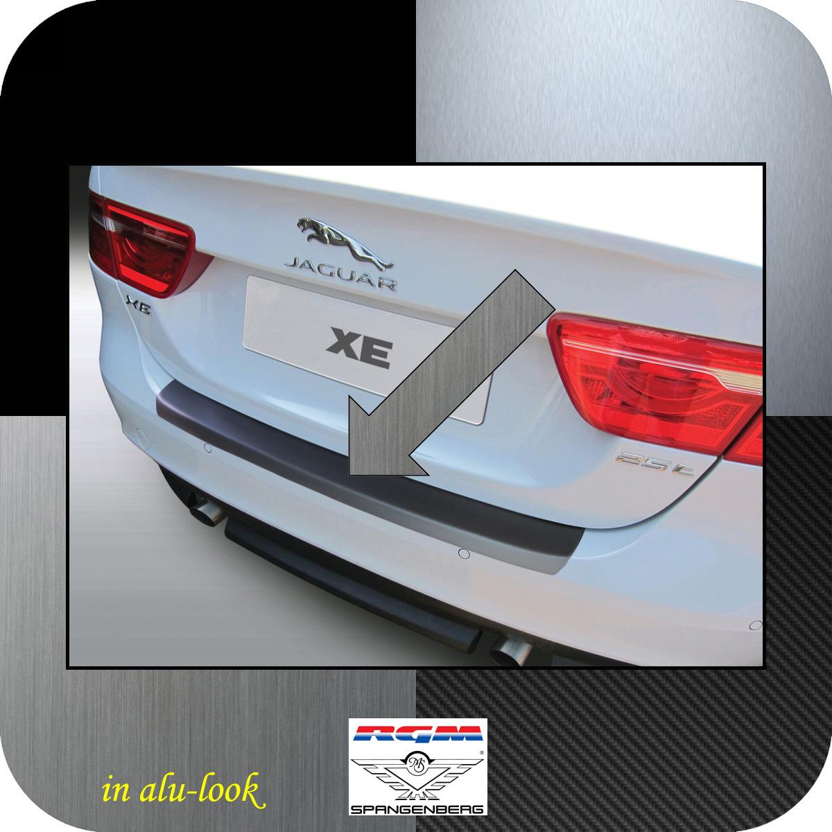 Ladekantenschutz Alu-Look Jaguar XE Limousine 4-Türer X760 ab 2015- 3504891